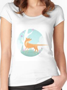 The Last Tiger Women's Fitted Scoop T-Shirt