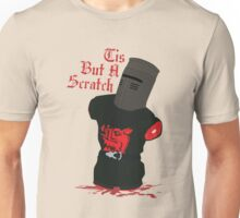 Black Knight - Tis But A Scratch Unisex T-Shirt