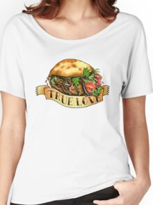 One Love Kebab Women's Relaxed Fit T-Shirt