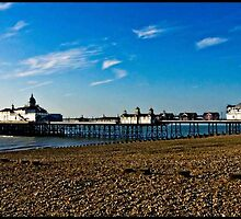 Eastbourne Pier by Maxmel
