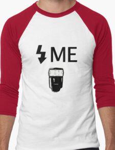 Flash Me Men's Baseball ¾ T-Shirt