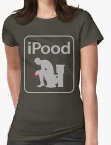 iPood Womens Fitted T-Shirt