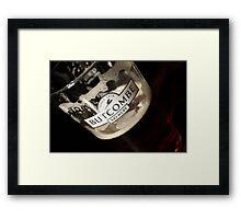 Bitter - Butcombe Beer Framed Print