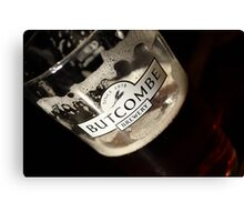 Bitter - Butcombe Beer Canvas Print