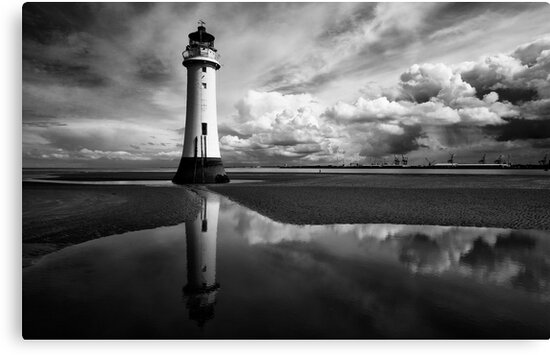 Lighthouse by Mark Smart