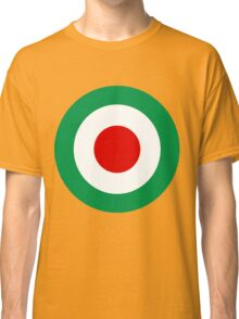 Target Italy Red White Green Classic T-Shirt