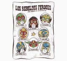 Los Rebeldes Feroces Kids Clothes
