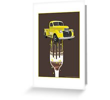 Culinart Greeting Card