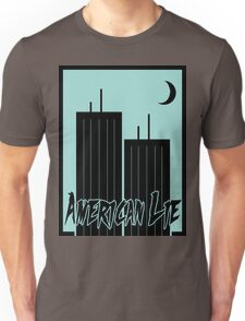 American Lie - Towers of New York Unisex T-Shirt