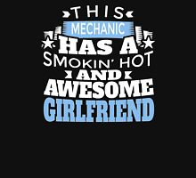 Mechanic with awesome girlfriend Unisex T-Shirt