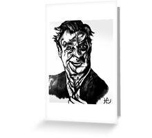 Rodney Dangerfield-Last Respect Greeting Card