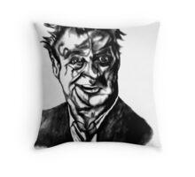 Rodney Dangerfield-Last Respect Throw Pillow