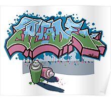 Ghetto Art Poster