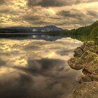 Loch Katrine by Don Alexander Lumsden (Echo7)