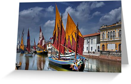 Full Sails by paolo1955