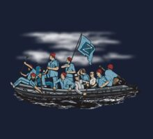 Team Zissou 2 Kids Clothes