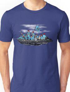Team Zissou 2 Unisex T-Shirt