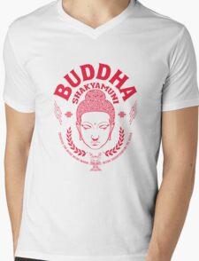 Buddha Shakyamuni Mens V-Neck T-Shirt