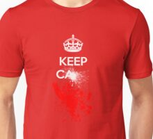 Keep Calm - Splat! Unisex T-Shirt
