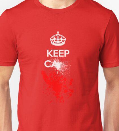 Keep Calm - Splat! Unisex T-Shirt