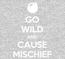 Keep Calm - Cause Mischief Baby Tee