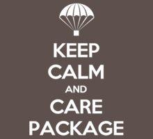 Keep Calm - Care Package Baby Tee