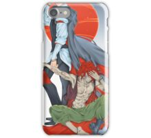 Bloody brothers. iPhone Case/Skin