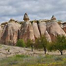 Fairy Chimneys by Peter Hammer