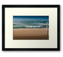 Wollongong Wind Framed Print