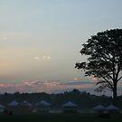 Morning at the fair by Linda Jackson
