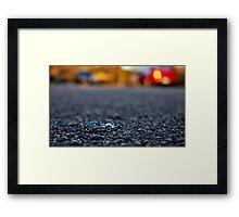 Monopoly Street Framed Print