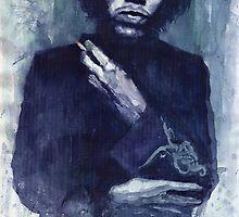 Jimi Hendrix 01 by Yuriy Shevchuk