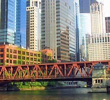 Lake Street Bridge by Kam Johnson