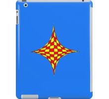 Old skool 3d star iPad Case/Skin