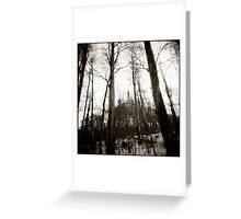 { once upon a time } Greeting Card