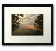 Allegory Of The Cave © Framed Print