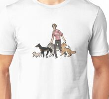 Will's pups Unisex T-Shirt