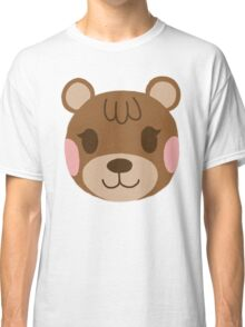 Animal Crossing Simple Maple Tee Classic T-Shirt