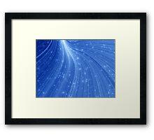 Light of Angel  Framed Print