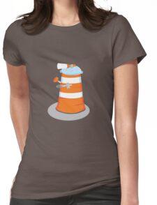 DIY Dalek Womens Fitted T-Shirt