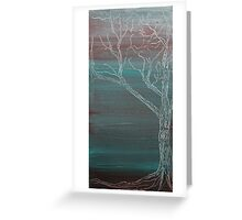 Kirsten Smith's 'Ghost Tree' Greeting Card