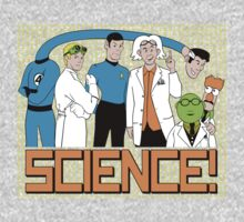 SCIENCE! Kids Clothes