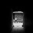 alleyways by SRana