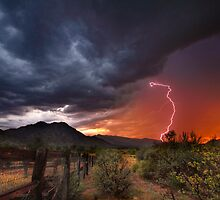 Sunset Strike by Bob Larson