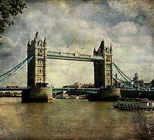 Tower Bridge by Lucinda Walter
