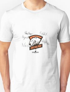 Virtus.pro signed players T-Shirt