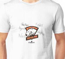 Virtus.pro signed players Unisex T-Shirt