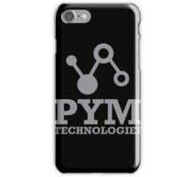 Pym Tech iPhone Case/Skin
