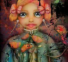 the poppy princess by © Karin (Cassidy) Taylor