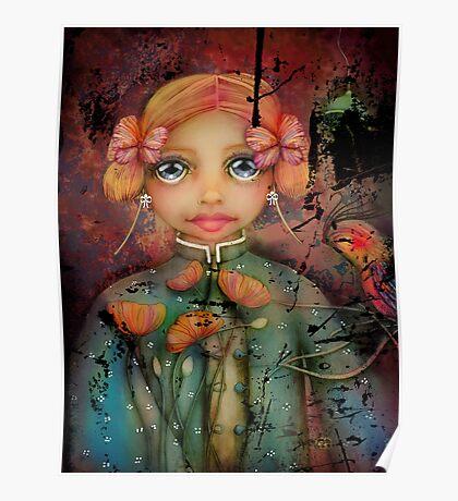 the poppy princess Poster